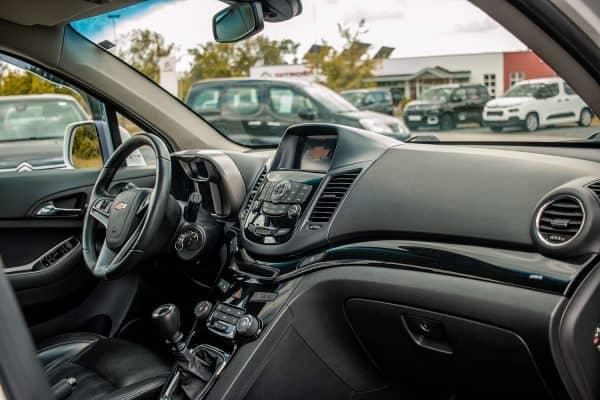 Chevrolet Orlando Armaturenbrett