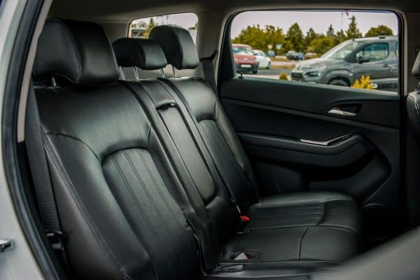 Chevrolet Orlando Rücksitzbank