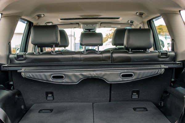 Chevrolet Orlando Kofferraum