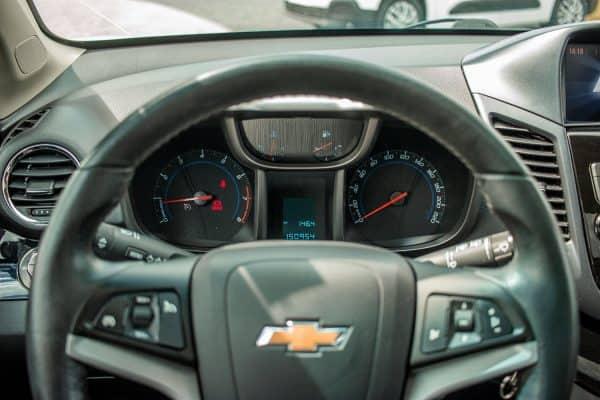 Chevrolet Orlando Tacho